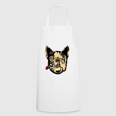 Bulldogs - Tablier de cuisine