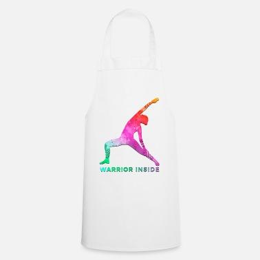Breast Breast Cancer Awareness Art For Warrior Women Dark Light - Cooking Apron