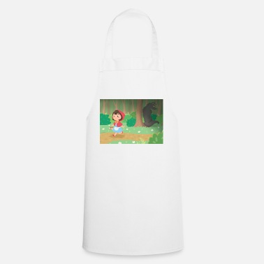 Little Red Riding Hood Little Red Riding Hood - Cooking Apron