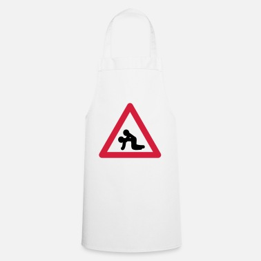Traffic Sign Traffic signs Popper - Apron