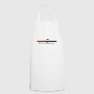 Waiting for Brain, Waiting for Brain - Cooking Apron
