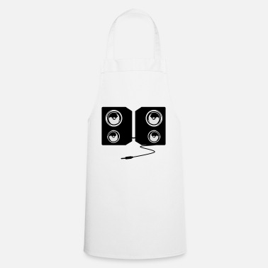 Stereo stereo music - Apron