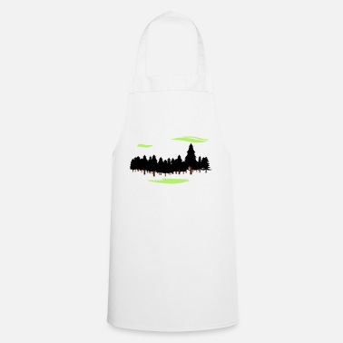 Forest Forest Forest - Cooking Apron