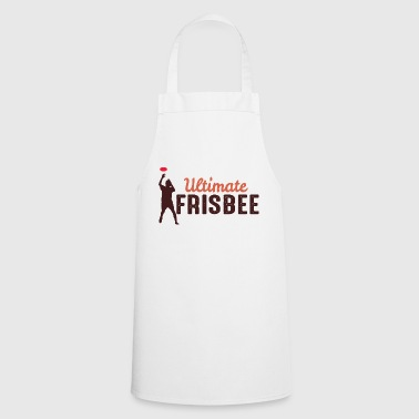 Frisbee ULTIMATE FRISBEE - Cooking Apron