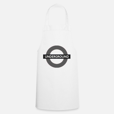Underground Underground sign - Cooking Apron