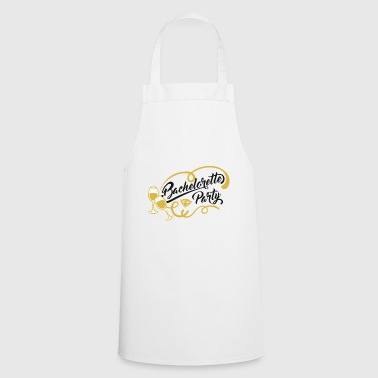 Bachelor Party Bachelorette Party - Cooking Apron