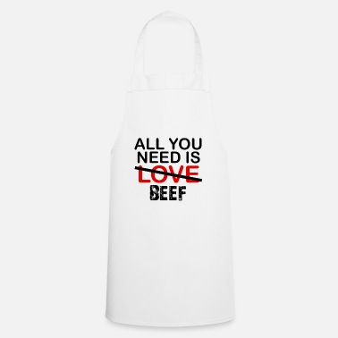 Beef Beef - Apron