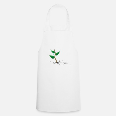Plant Grounds plant - Cooking Apron