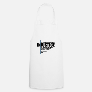 Injustice INJUSTICE! IDEE CADEAU - Tablier