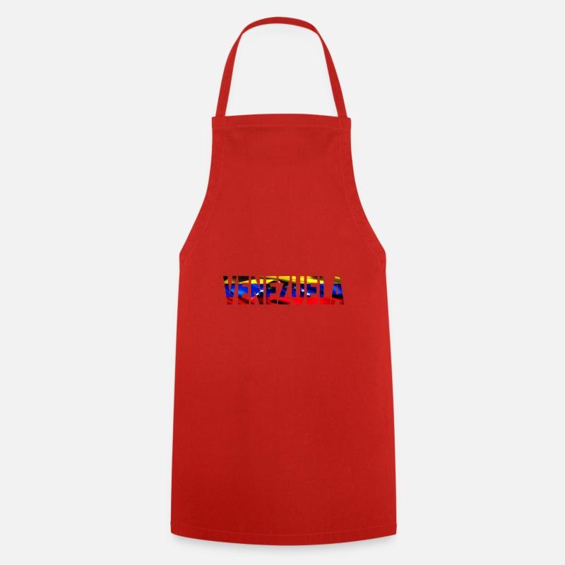 cfd6489a05c Venezuela tricolor Delantal | Spreadshirt