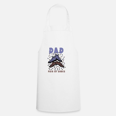 dad father dad father's day gift - Apron