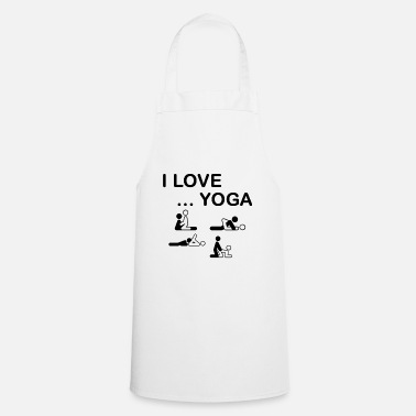 Sex Yoga sex - Apron