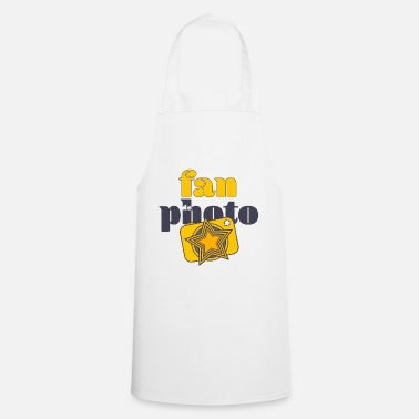 Photo fan - Apron
