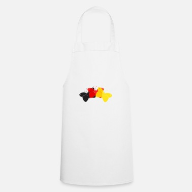 Germany Butterflies - Apron