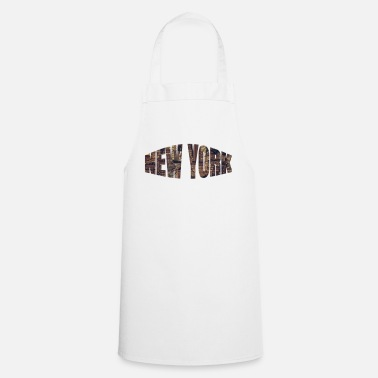 York NEW YORK - Cooking Apron