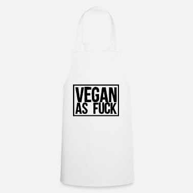 Ethical Vegan like crazy gift idea - Cooking Apron