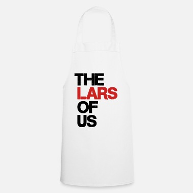 Name Day The name Lars - name day birthday gift idea - Apron
