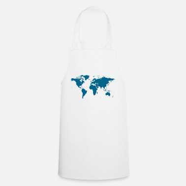 Maps map - Cooking Apron