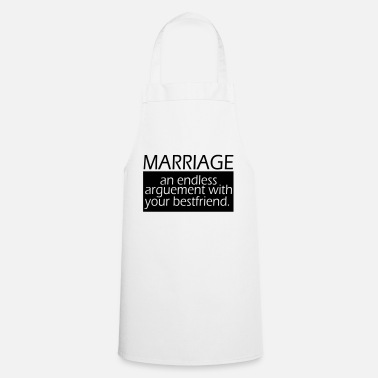 Marriage Marriage - Cooking Apron
