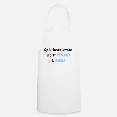 Spin Spin Instructors - Apron