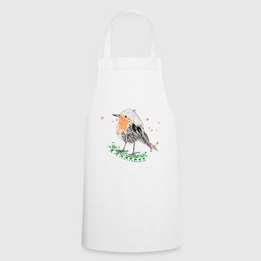 Robin robin - Cooking Apron