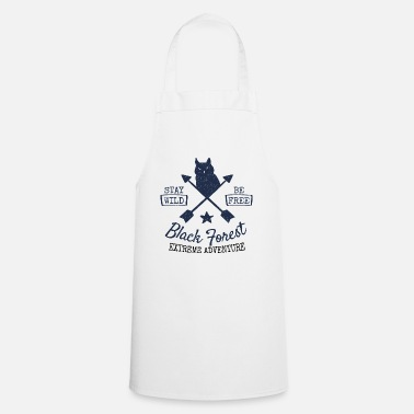 Black Forest Leible Extreme adventure - Apron