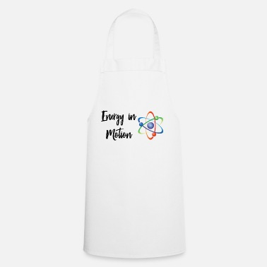Motion Energy in motion - Cooking Apron