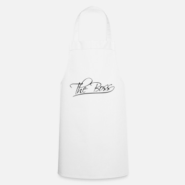 Boss The Boss - Apron