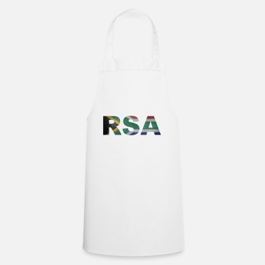 South-africa RSA Republic of South Africa South Africa Africa - Cooking Apron