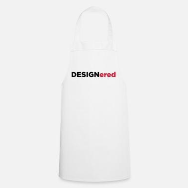 Designer Designered - Cooking Apron