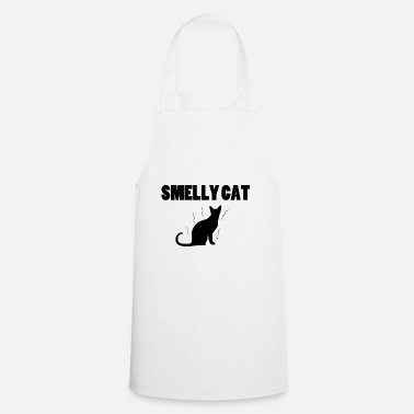 Smelly Smelly cat - Cooking Apron