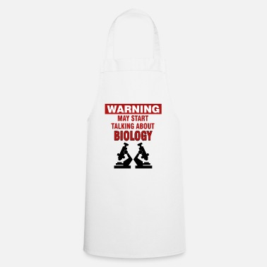 Virus Biology Organic Biologist Teacher Science Gift - Cooking Apron