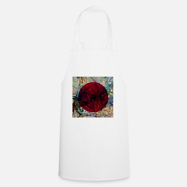Japanese Art Modern Japanese art - Cooking Apron