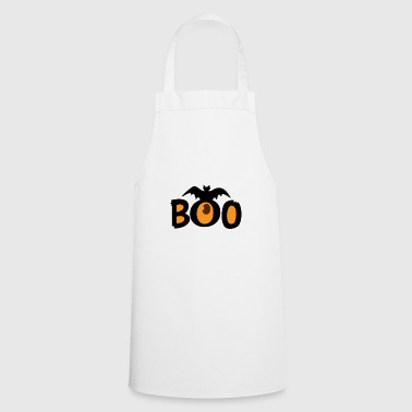 HALLOWEEN BOO SCARY - Cooking Apron