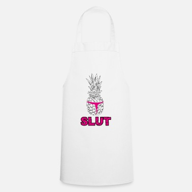 Slut slut - Cooking Apron