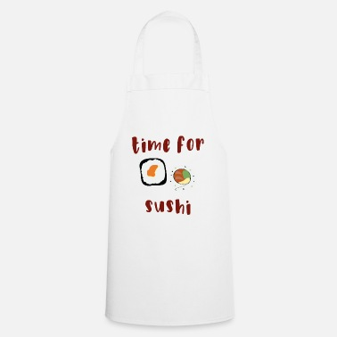time for sushi - Apron