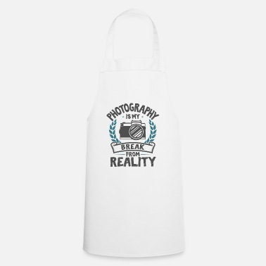 Comic Cool Funny Retro Photography Photographing Love - Apron