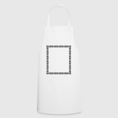 Frame Frame frame ornaments vector 01 - Cooking Apron