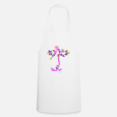 Feeling Feel it - Apron
