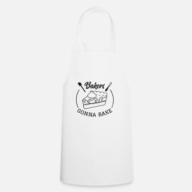 Retirement Baking baker baker cake pie gift idea - Cooking Apron