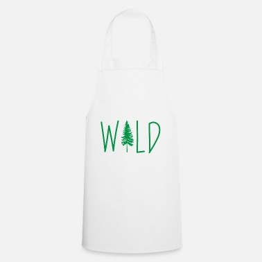 Summit Wild Adventure Mountains Vacation Gift - Apron