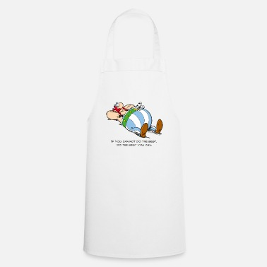 Asterix And Obelix Asterix & Obelix - If You Can Not Do Best - Apron