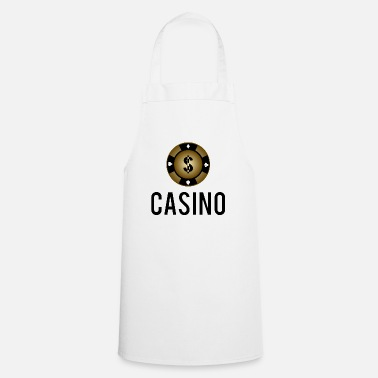 Texas Casino Poker Chip Cool Gift Idea Card Game - Cooking Apron