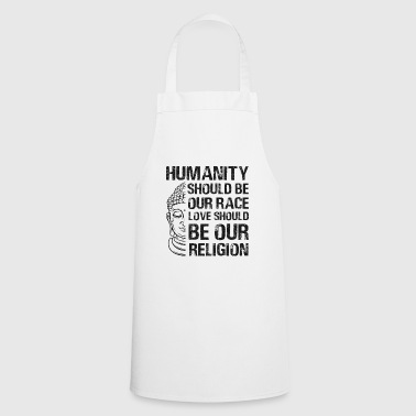 Humanity religion - Cooking Apron