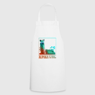 alpaca - Cooking Apron