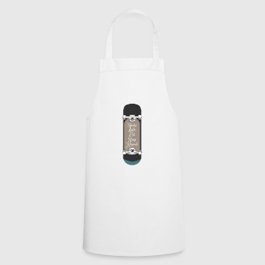 SKATE EAT SLEEP REPERT - Cooking Apron