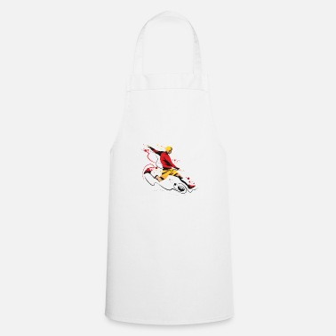 Kicker Kicker! - Cooking Apron