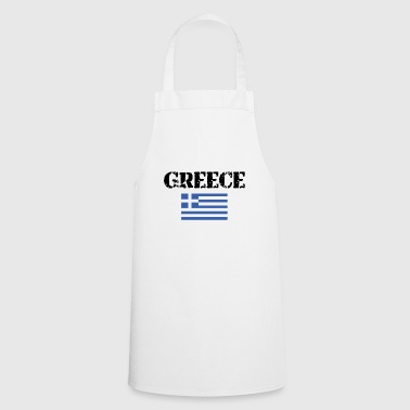 Greece GREECE GREECE - Cooking Apron