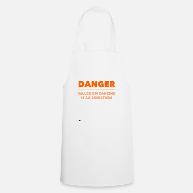 Girlfriend Ballroom Dancing Gift for Ball Room Dance Teacher - Cooking Apron