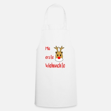 Swiss Switzerland Swiss baby Christmas gift - Cooking Apron